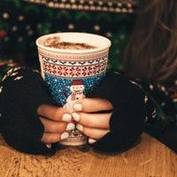 hot Christmas drink